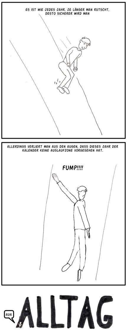 Comic Collab #18: Alltag