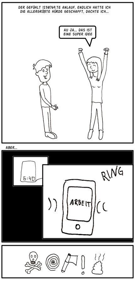 Comic Collab #10: Was könnt ihr überhaupt nicht?